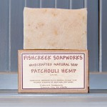 Patchouli Hemp Soap Bar