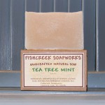 Tea Tree Mint Soap Bar